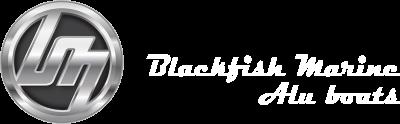 Blackfish marine logo