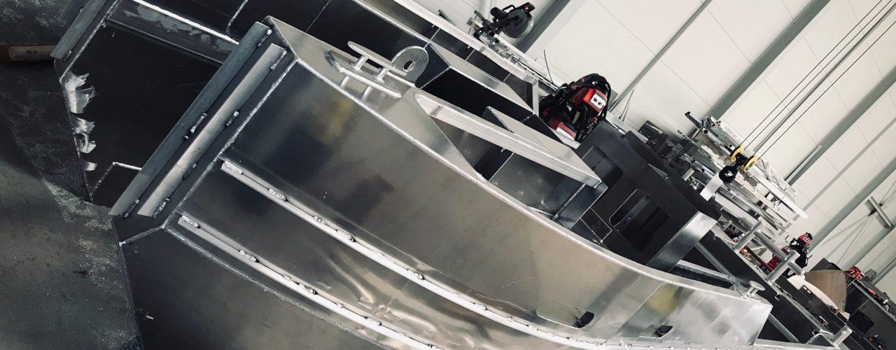 Aluminium boten en sloepen specials